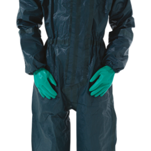 COVERALL CHEMICAL MICROCHEM 4000 M/HETTE, 2PK