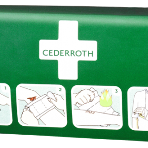 CEDERROTH REFILL DARNING BLOOD-BANDAGE LARGE