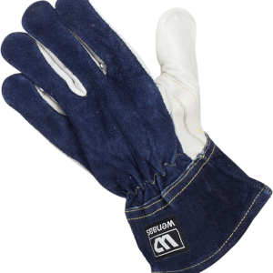 Glove Blue Welder short GLOVE BLUE WELDER SHORT