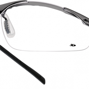 CONTOUR METAL GLASSES CLEAR CONTMPSI