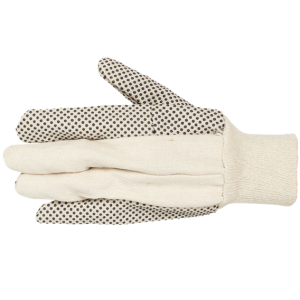 Cotton Polka Dot Gloves