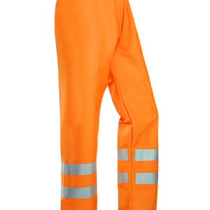 SIOEN INDUSTRIES Greeley Flame retardant, anti-static hi-vis rain trousers