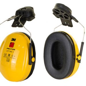 H510P3E-405-GU Ear Muff Helmet Mounted 26dB Peltor OPTIME I	3M