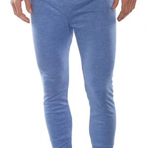 THERMAL LONG JOHN BLUE