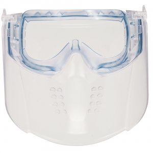Vertoggle Goggle/Faceshield Combination