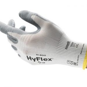 HyFlex® Gloves Micro-porous Nitrile Coating11-800