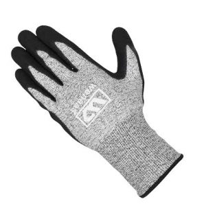 Suitable for work where protection from high abrasion and cut resistance is required