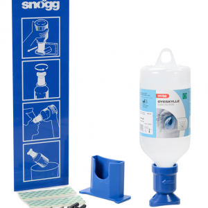 SNØGG COMPLETE EYE WASH UNIT